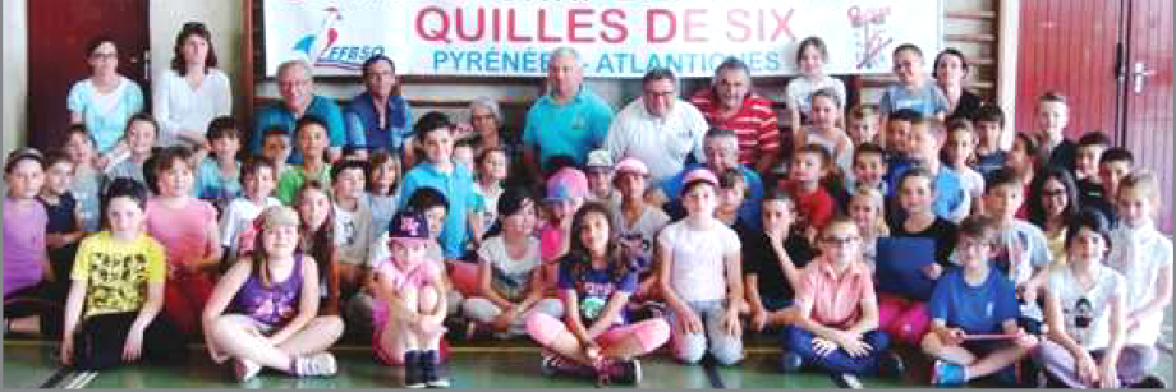 Quilles Six